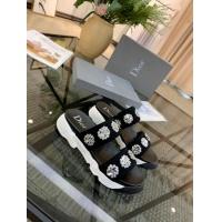 Christian Dior CD Slippers For Women #499896