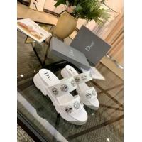 Christian Dior CD Slippers For Women #499898