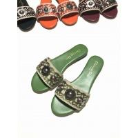 Christian Dior CD Slippers For Women #499944