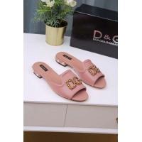 Dolce&Gabbana D&G Slippers For Women #500219