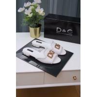 Dolce&Gabbana D&G Slippers For Women #500220