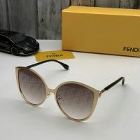 Fendi AAA Quality Sunglasses #501500