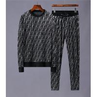 Fendi Tracksuits Long Sleeved O-Neck For Men #501677