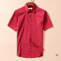 Armani Shirts Short Sleeved Polo For Men #501828