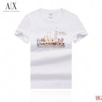 Armani T-Shirts Short Sleeved O-Neck For Men #501858