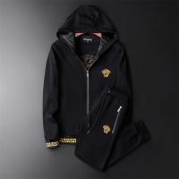 Versace Tracksuits Long Sleeved Zipper For Men #501894