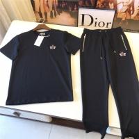 Christian Dior Tracksuits Short Sleeved O-Neck For Men #501905