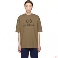 Balenciaga T-Shirts Short Sleeved O-Neck For Men #501969