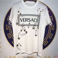 Versace T-Shirts Short Sleeved O-Neck For Men #501970