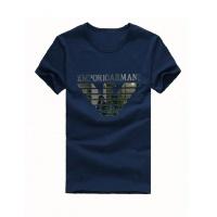 Armani T-Shirts Short Sleeved O-Neck For Men #502341
