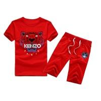 Kenzo Tracksuits Short Sleeved O-Neck For Men #502449