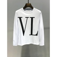 Valentino T-Shirts Long Sleeved O-Neck For Men #502648