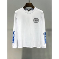 Versace T-Shirts Long Sleeved O-Neck For Men #502675