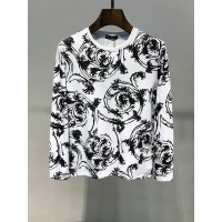 Versace T-Shirts Long Sleeved O-Neck For Men #502677