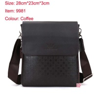 Armani Fashion Messenger Bags For Men #502938