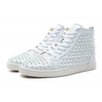 Christian Louboutin CL High Tops Shoes For Men #502983