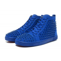Christian Louboutin CL High Tops Shoes For Men #503016