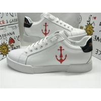 Dolce & Gabbana D&G Casual Shoes For Men #503160