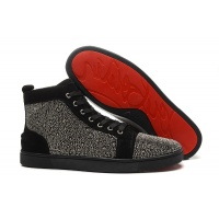 Christian Louboutin CL High Tops Shoes For Men #503180