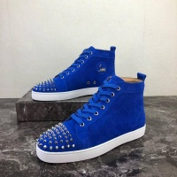 Christian Louboutin CL High Tops Shoes For Men #503181