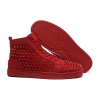 Christian Louboutin CL High Tops Shoes For Men #503182