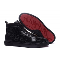 Christian Louboutin CL High Tops Shoes For Men #503192