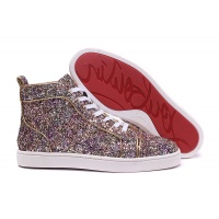Christian Louboutin CL High Tops Shoes For Men #503193