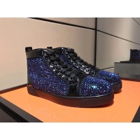 Christian Louboutin CL High Tops Shoes For Men #503194
