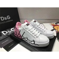Dolce & Gabbana D&G Casual Shoes For Women #503204