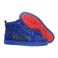 Christian Louboutin CL High Tops Shoes For Men #503209