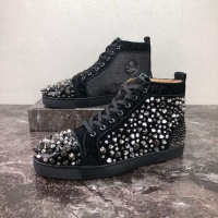 Christian Louboutin CL High Tops Shoes For Women #503219