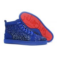 Christian Louboutin CL High Tops Shoes For Women #503221