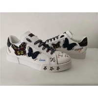 Dolce & Gabbana D&G Casual Shoes For Women #503227