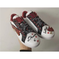 Dolce & Gabbana D&G Casual Shoes For Women #503228
