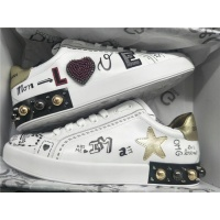 Dolce & Gabbana D&G Casual Shoes For Women #503253