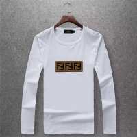 Fendi T-Shirts Long Sleeved O-Neck For Men #503794