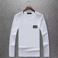 Fendi T-Shirts Long Sleeved O-Neck For Men #503801