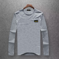 Fendi T-Shirts Long Sleeved O-Neck For Men #503803