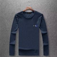 Fendi T-Shirts Long Sleeved O-Neck For Men #503805