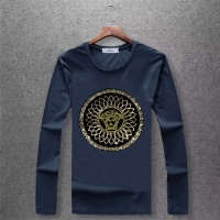 Versace T-Shirts Long Sleeved O-Neck For Men #503899