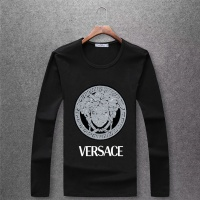 Versace T-Shirts Long Sleeved O-Neck For Men #503904