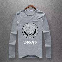 Versace T-Shirts Long Sleeved O-Neck For Men #503905