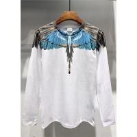 Marcelo Burlon T-Shirts Long Sleeved O-Neck For Men #503924