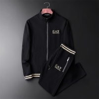 Armani Tracksuits Long Sleeved Zipper For Men #504308