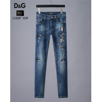 Dolce & Gabbana D&G Jeans Trousers For Men #504596