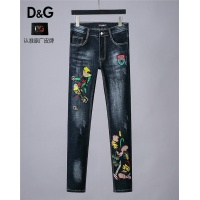 Dolce & Gabbana D&G Jeans Trousers For Men #504597