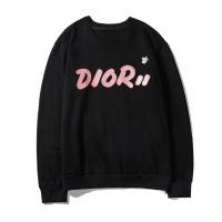 Christian Dior Hoodies Long Sleeved O-Neck For Men #504689