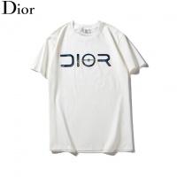 Christian Dior T-Shirts Short Sleeved O-Neck For Men #504693