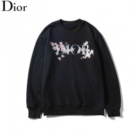 Christian Dior Hoodies Long Sleeved O-Neck For Men #504817