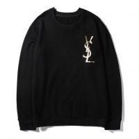 Yves Saint Laurent YSL Hoodies Long Sleeved O-Neck For Men #504898